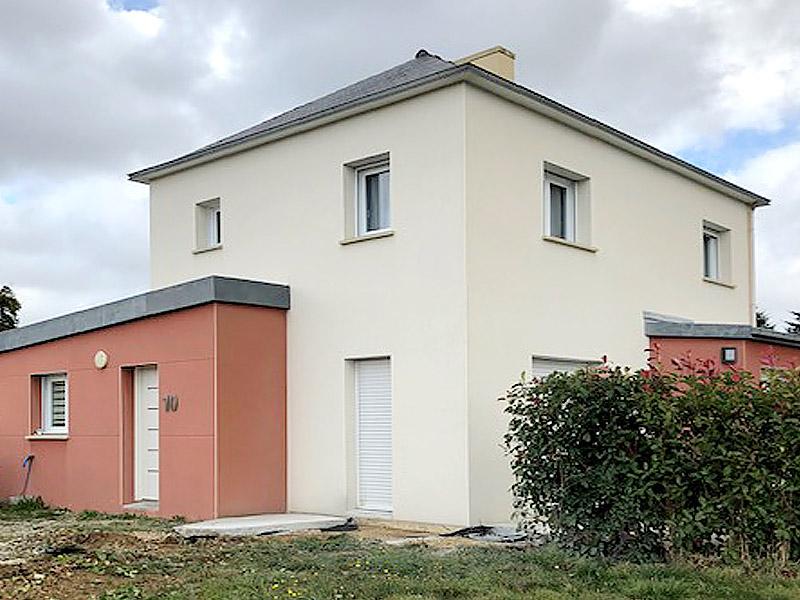 Maisons C2B, construction, rénovation, extension, landivisiau, finistère, bretagne, extension n°01