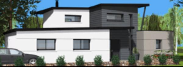 Maisons C2B, construction, rénovation, extension, landivisiau, finistère, bretagne, picto maison prestige n°02